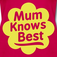 Pink---MUM-KNOWS-BEST---Tops