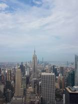 What a view of the Empire State