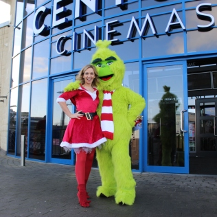 Myself and The Grinch